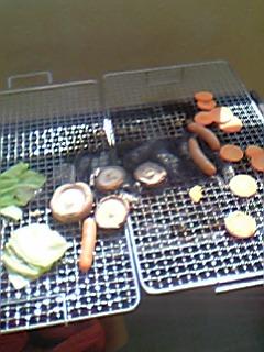 BBQパーティ (≧∇≦)